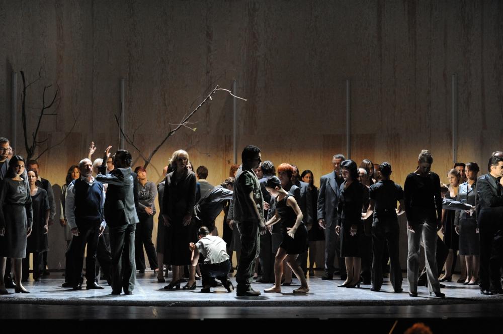 Musica Speranza \ Chor und Corps de Ballet