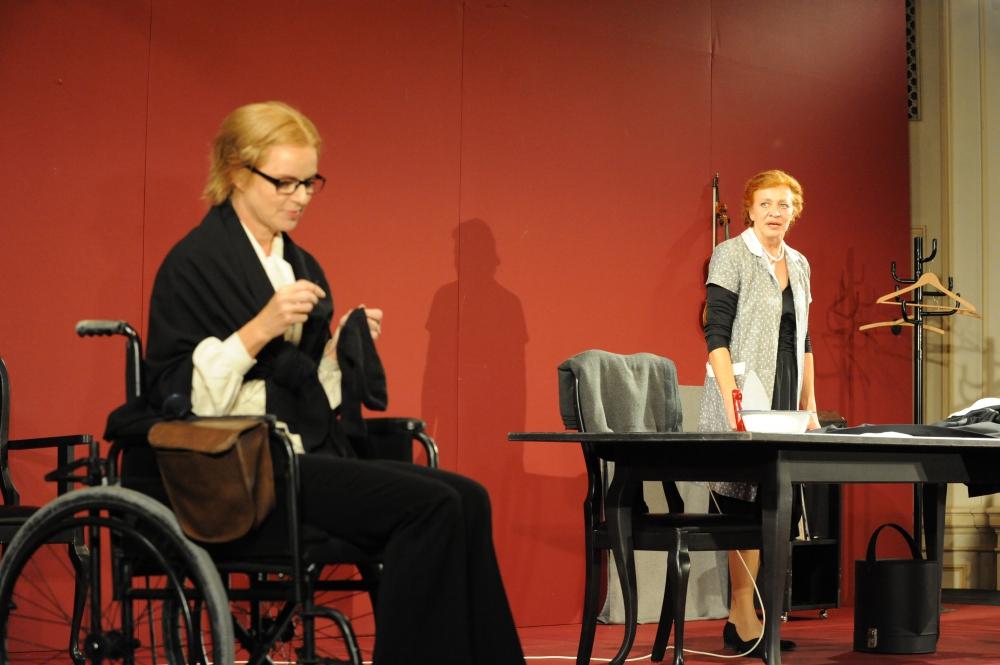 Vor dem Ruhestand \ Britta Bayer und Alexandra Tichy