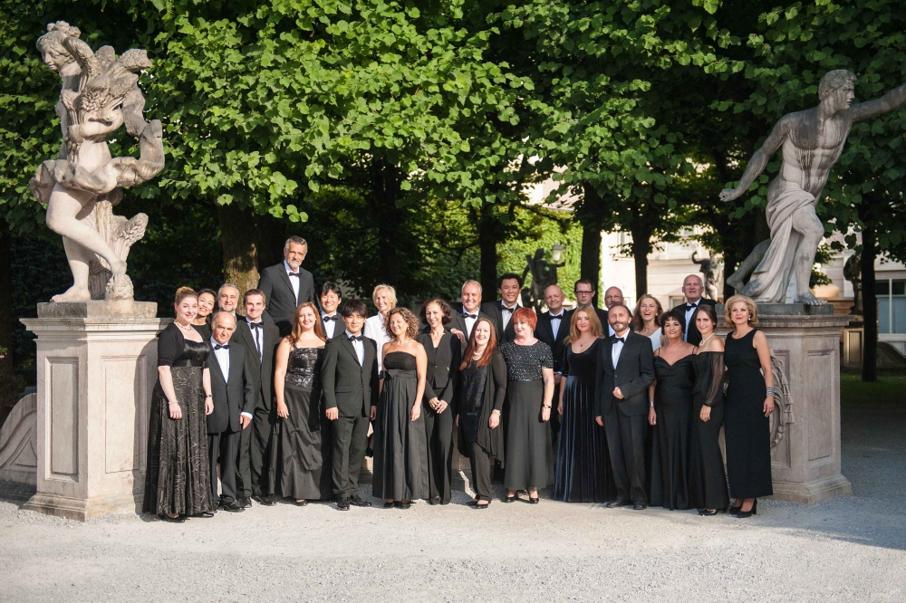 Chor des Salzburger Landestheaters