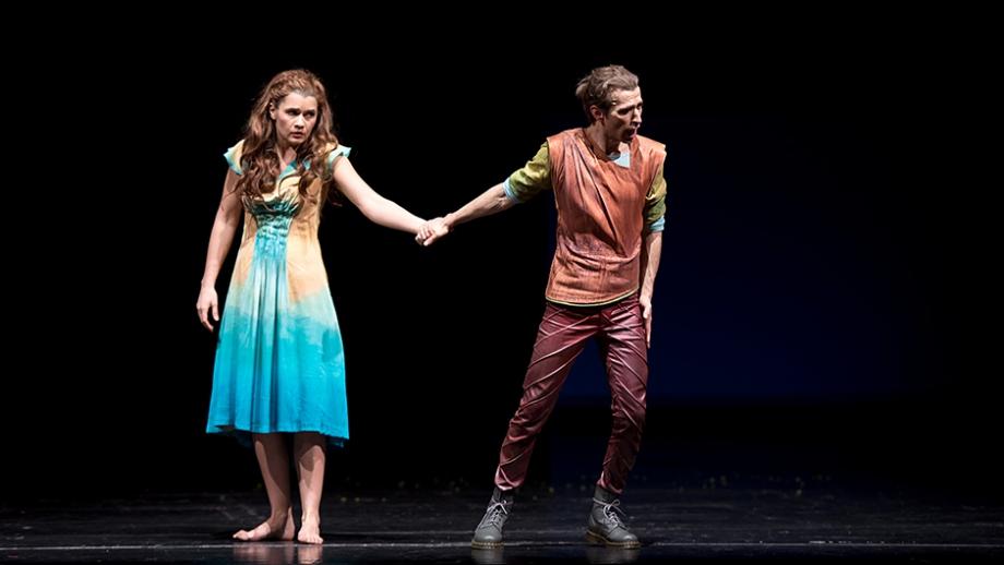 Orfeo² / Laura Nicorescu und Anthony Roth Costanzo