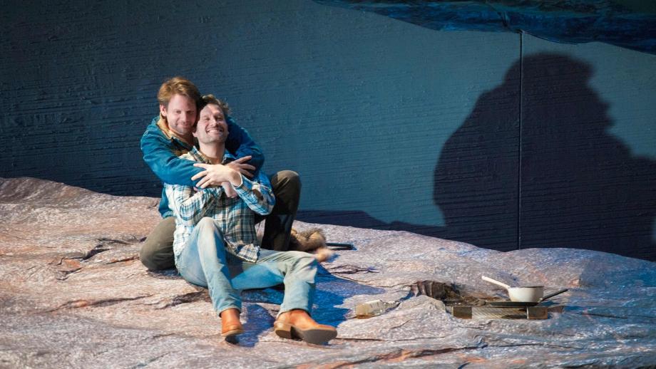 Brokeback Mountain / Mark Omvlee und Florian Plock
