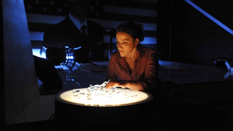 Die Glasmenagerie / Shantia Ullmann
