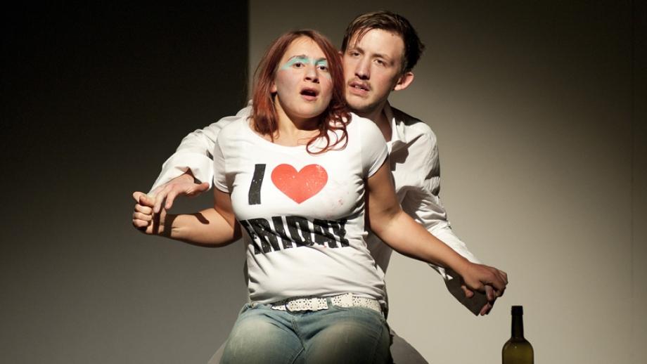 Krankheit der Jugend / Josephine Raschke und Simon Werdelis