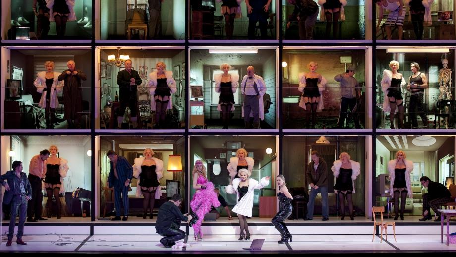 La Traviata / Schnorr, Gudmundsson, Righter, Rossi, Plicková und Chor