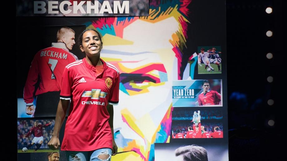 Kick it like Beckham