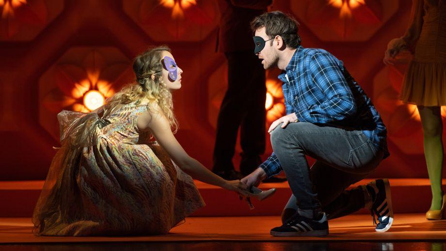 Laura Incko und Luke Sinclair