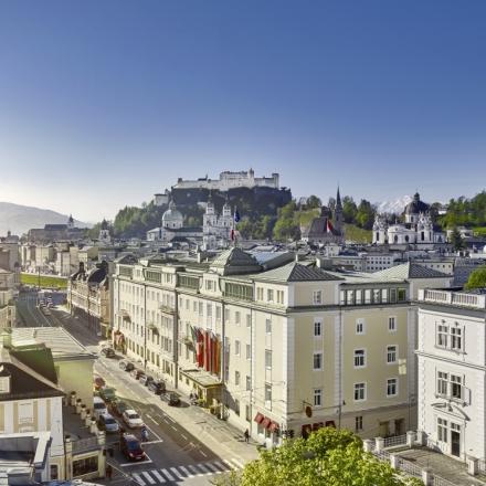 Matinee: 150 Jahre Hotel Sacher Salzburg