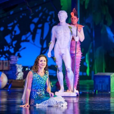 Arielle, die Meerjungfrau / Hanna Kastner und Gregor Weisgerber