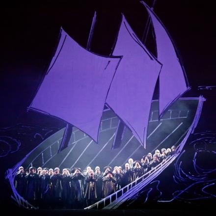 Der fliegende Holländer / Chor