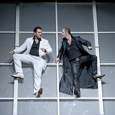 Faust I / Christoph Wieschke und Sascha Oskar Weis