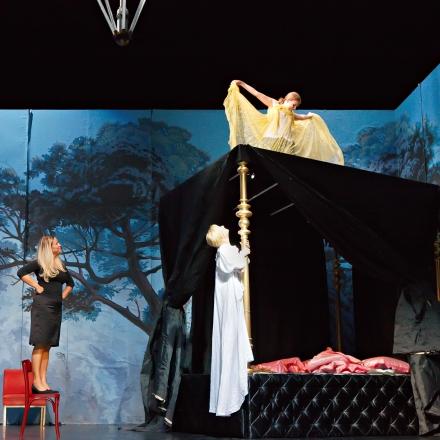Le nozze di Figaro / Karolina Plicková, Linda Sommerhage und Juliane Borg