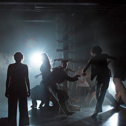 """Schauspiel-Club """"Mittendrin"""""""