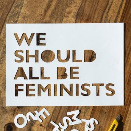 We should all ne Feminists
