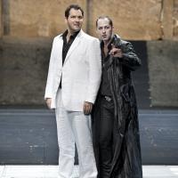 – Christoph Wieschke und Sascha Oskar Weis © Christina Canaval