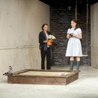 – Agnes \ Tina Eberhardt, Shantia Ullmann und Georg Clementi © Christina Canaval