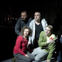 – Florian Stohr, Hubert Wild und Chor © Christina Canaval