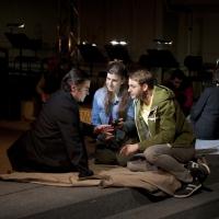 – Franz Supper, Tamara Gura und Florian Stohr © Christina Canaval
