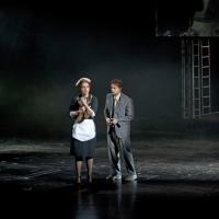 – Frances Pappas und John Chest © Christina Canaval