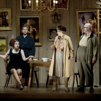 – Frances Pappas, John Chest, Erin Snell und Stephen Bronk © Christina Canaval