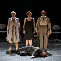 – Erin Snell, Frances Pappas, Stephen Bronk und John Chest © Christina Canaval