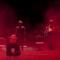 – Erin Snell, John Chest, Frances Pappas und Stephen Bronk © Christina Canaval