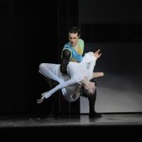 – Anna Yanchuk und Asher Smith © Jürgen Frahm