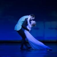 – Asher Smith und Anna Yanchuk © Jürgen Frahm