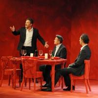 Gabriel Barylli, Alfons Haider und Sascha Oskar Weis