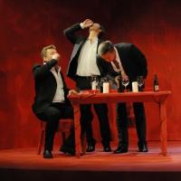 – Gabriel Barylli, Sascha Oskar Weis und Alfons Haider © Jürgen Frahm