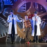 – Florian Stohr, Werner Friedl und Marco Stahel © Christina Canaval