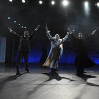 – Sophie im Wunderland \ Bei Harry Potter: Ballettensemble © Jürgen Frahm