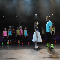 – Sophie im Wunderland \ Cosima Mattes, Marco Dott und die SIBA Tanzschule © Jürgen Frahm