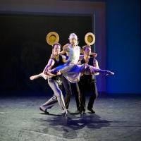 – Asher Smith, Anna Yanchuk und Vladislav Koltsov © Christina Canaval