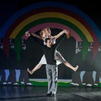 – Anna Yanchuk und Asher Smith © Christina Canaval