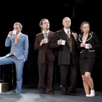 – Marco Dott, Aris Sas, Axel Meinhardt und Britta Bayer © Christina Canaval