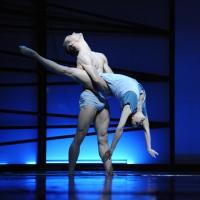 – Asher Smith und Liliya Markina © Jürgen Frahm