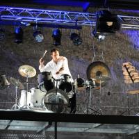 – Bach'n'Drums Kiril Stoyanov und Lev Loftus © Jürgen Frahm