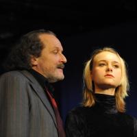 Antigone: Kaghanovic und Unterberger