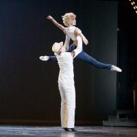 – Marian Meszaros und Anna Yanchuk © Christian Schneider