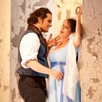 – Riccardo Massi und Amanda Echalaz © Christian Schneider