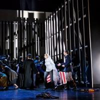 – Julianne Borg, Hubert Wild und Chor © Christian Schneider