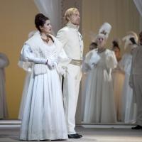 – Zhala Ismailova, Alexey Birkus und Chor © Christina Canaval