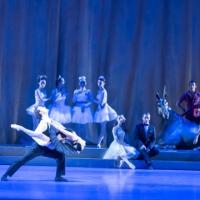 – Cristina Uta, Asher Smith, Anna Yanchuk und Ensemble © Brigitte Haid