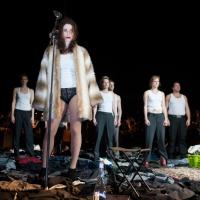 – Franziska Becker und Ensemble © Christina Canaval