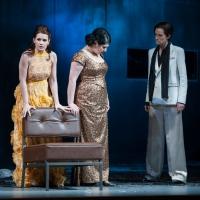 – Laura Nicorescu, Anna Niedbala und Emily Righter © Christina Canaval