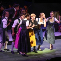 – Ballett und Milica Jovanovic © Salzburg Tourismus