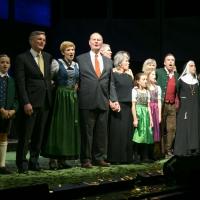 – Ensemble und Von Trapp Familie © Salzburg Tourismus