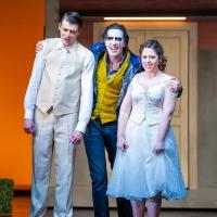 – Raimundas Juzuitis, Simon Schnorr und Hannah Bradbury © Anna-Maria Löffelberger