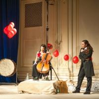 – Vladislav Varbanov, Tijana Milicevic und Meredith Hoffmann-Thomson © Anna-Maria Löffelberger