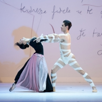 – Mikino Karube und Otto Wotroba © Christina Canaval